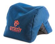 Wild Grizzly (Medium Blue) Camera, Video, Photography, DSLR Bean Bag Support