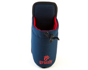 Wild Grizzly SNAKE RIVER Water Bottle Holder (Blue)