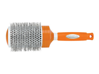 Brushlab Ceramic Thermal Hair Brush (Orange series)