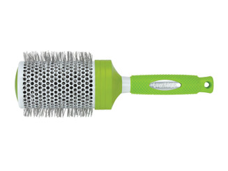 BrushLab {Fresh} Thermal Round Hair Brush (Green series)