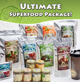 Sarvaa Superfood's Ultimate Superfood Package!