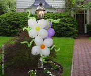 Floral Topiary