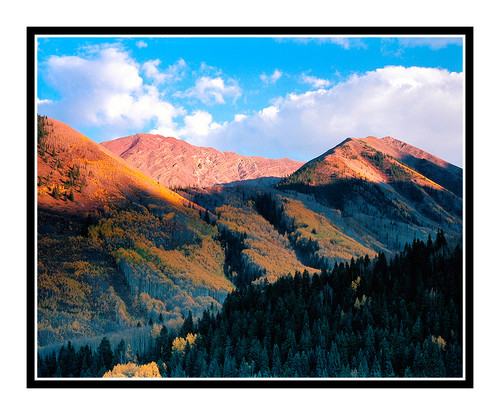 Maroon Bells Snowmass Wilderness in Autumn 177