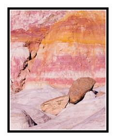 Paint Mines Interpretive Park at Sunrise, Calhan, Colorado 2215