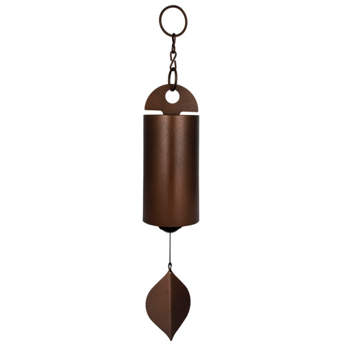Large Heroic Windbell - Antique Copper