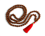 Rudraksha Meditation Mala Prayer Beads