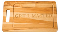 "20"" Handle Grill Board"