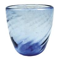 Swirl DOF Glass - Blue