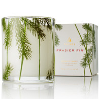 Frasier Fir Poured Candle - Pine Needle Design