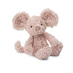 """Jellycat Squiggle Mouse (8"""")"""