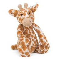 "Jellycat Bashful Giraffe Small (7"")"
