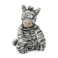 "Jellycat Bashful Zebra Medium (12"")"