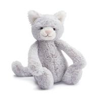 """Jellycat Bashful Kitty Small (7"""")"""