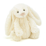 "Jellycat Bashful Bunny Cream Small (7"")"