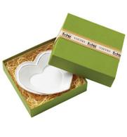 Vietri Lastra Heart Dish in a gift box