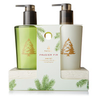 Frasier Fir Sink Set with ceramic Caddy (2263)