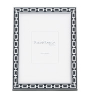 Midnight Silver Link Frame 8 x 10