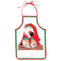 Old St. Nick Children's Apron