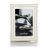 Nambe Beaded Frame 4 x 6