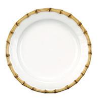 """Bamboo Natural Dessert/Salad Plate 9"""""""