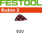 Festool Rubin 2 | 93 Delta | 100 Grit | Pack of 50 (499164)