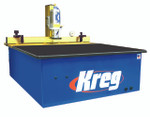 Kreg 1-Spindle Benchtop Pneumatic Pocket Hole Machine (DK1100TP)