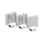 Kreg Motor Pads for Milwaukee 5625 Router Motors (PRS4120)