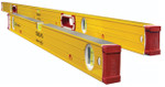"Stabila 78""/32"" Model 96M Magnetic Level Jamber Set (38532)"