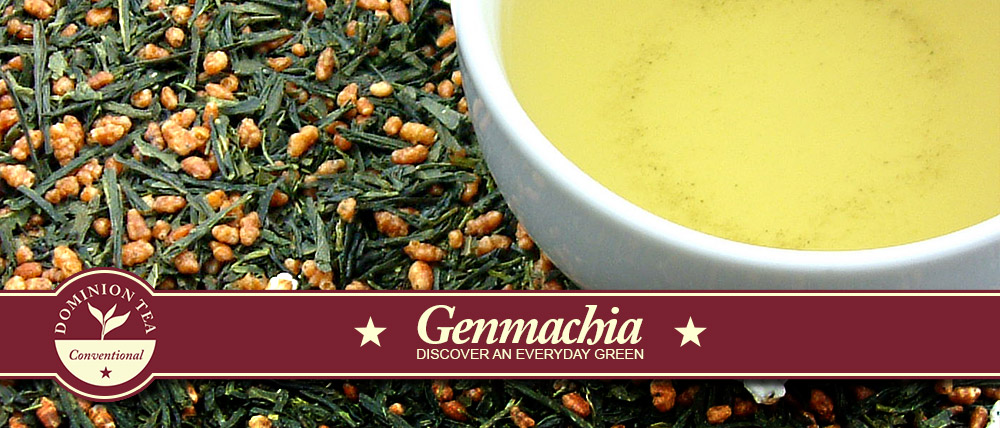 Loose Leaf Genmaicha Tea