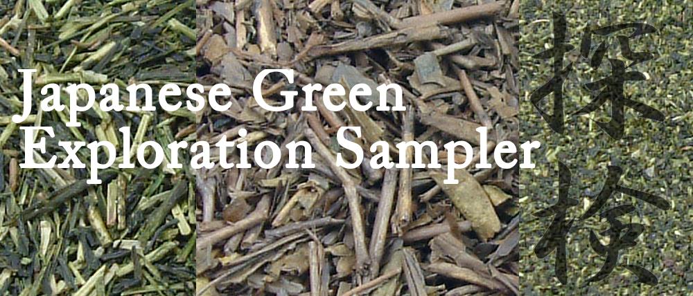 Explore Japanese Green Teas   Dominion Tea
