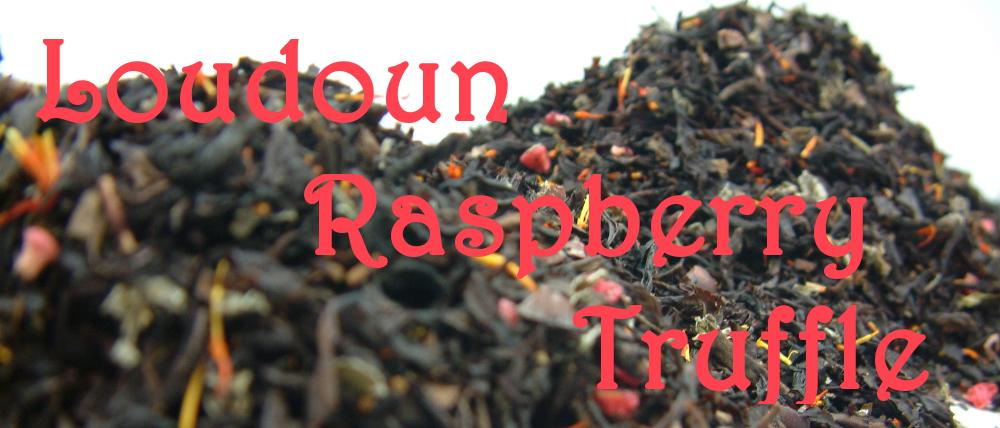 Introducing Loudoun Raspberry Truffle
