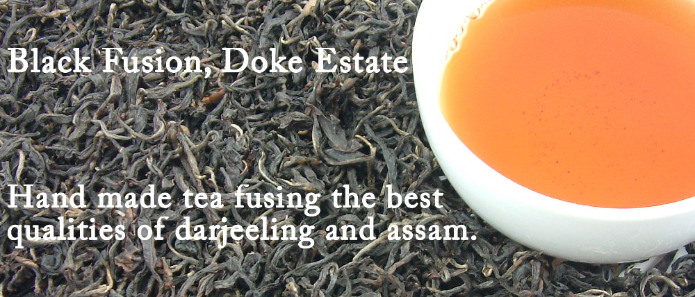 Black Fusion, Doke Estate - Bold, Buttery, and Fruity