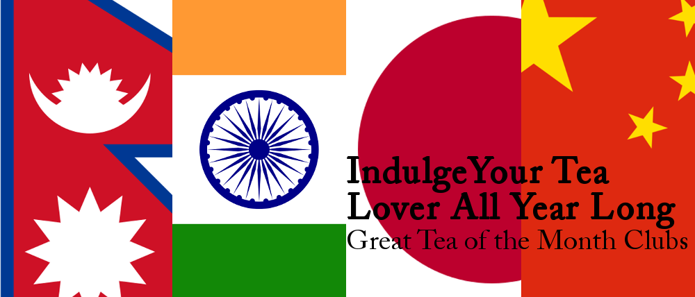 Indulge Your Tea Lover with a Tea of the Month Club