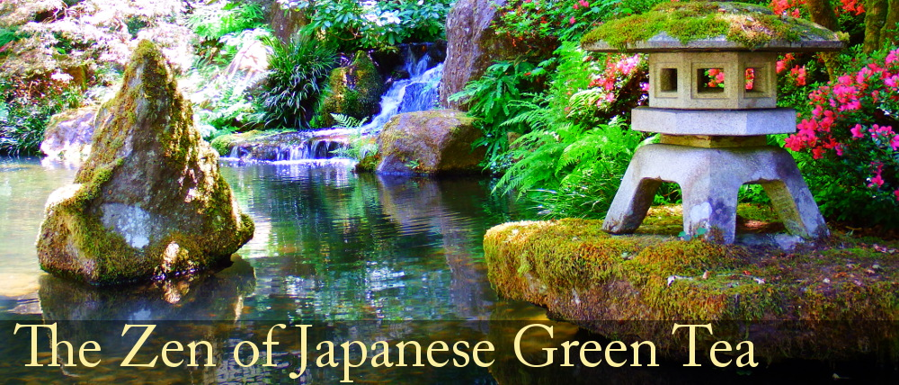 Japanese Green Teas - Sencha, Matcha, Gyokuro, and more