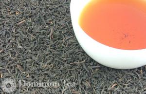 Loose Leaf Lapsang Souchong Smoked Tea and Liquor | Dominion Tea