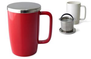 Dew Mug-18oz-Red
