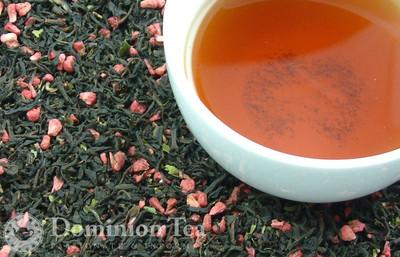 Raspberry Lime Tea & Liquor