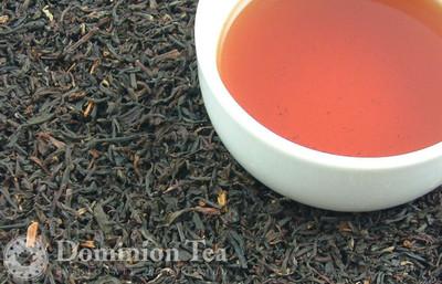 Highland Maple Tea Dry Leaf and Liquor