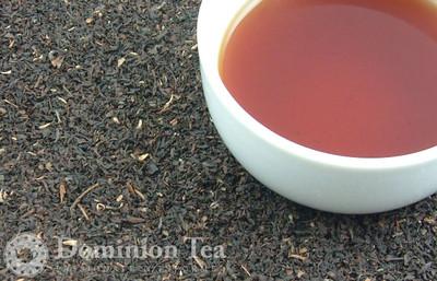 Classic Iced Tea Dry Leaf and Liquor