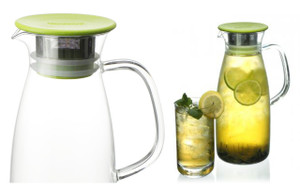 FORLIFE Mist Ice Tea Jug for Cold-Steeping