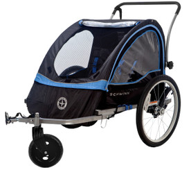 Schwinn Scout Double Bike Trailer