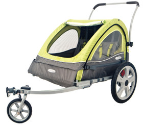 Sierra Double Bicycle Trailer