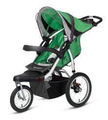 Schwinn Turismo Swivel Wheel Jogger - Green