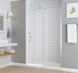 Chrome Finish Hardware & Aston Frameless Shower Doors \u0026 Enclosures
