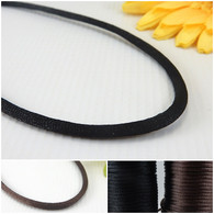 Thick 4mm satin necklace cords 14-36 inches