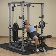 Body Solid Power Rack Base