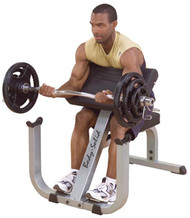 Body-Solid Heavy Duty Preacher Curl GPCB329