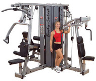 Body-Solid DGYM Base Frame for Pro Dual Multi-Stack