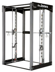 BodyCraft  Jones Club Model Smith Machine