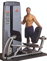 Body-Solid Pro Dual Leg Press & Calf Press Machine DCLP-SF